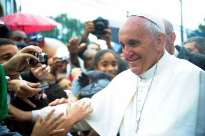 Pope Francis (file photo).