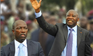 Cote d'Ivoire's Laurent Gbagbo to Remain in Custody