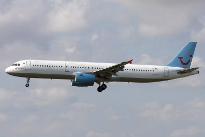 An Airbus A321 operated by Russian airline. (Picture from the airline's website)