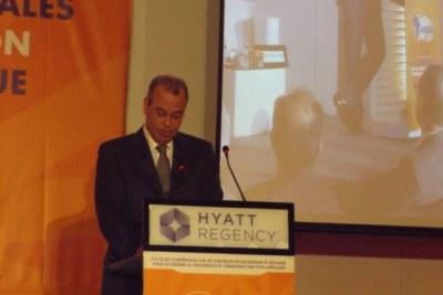 Omar Farraj, Directeur général des impôts du Maroc