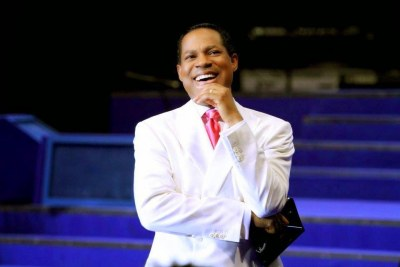 Pastor Chris Oyakhilome.