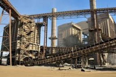 La Société nationale industrielle et minière de Mauritanie(Snim) a inauguré mardi le plus grand complexe de production de minerai de fer du pays.