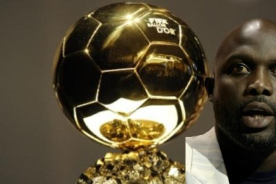George Weah, Ballon d'Or 1995