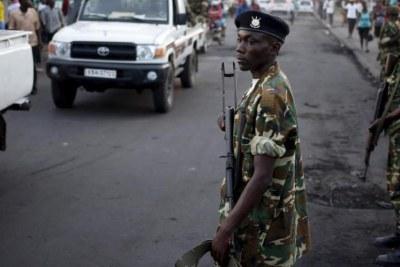 Les rues de Bujumbura sous haute tension
