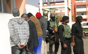 Procès de 200 jihadistes présumés au Mozambique
