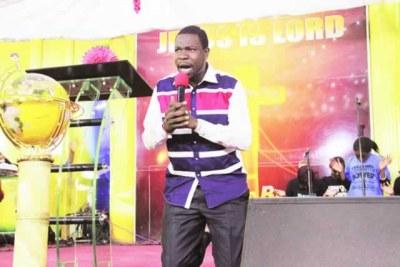Zimbabwe pastor Walter Magaya