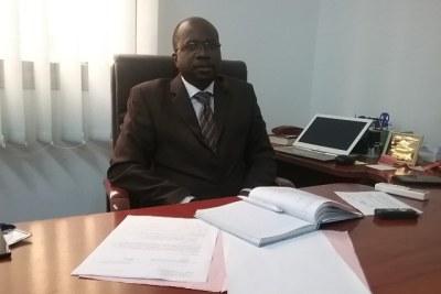 Bouafou Eugène, Directeur du contrôle de l'exploitation et de la qualité à l'Office national de l'eau potable (ONEP)