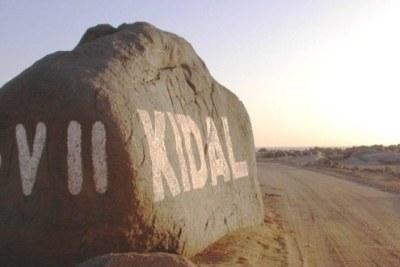 La ville de Kidal