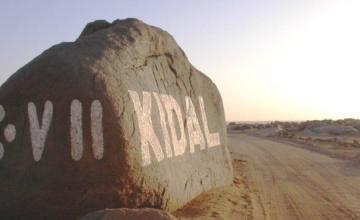 Profanation des symboles de l'etat malien à Kidal