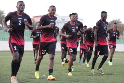 Kenya senior soccer team ready to face Guinea Bissau