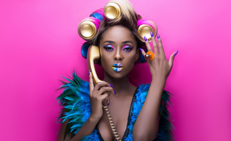 Tanzania: Vanessa Mdee Signed By American Label Universal