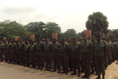 Forces armées congolaises