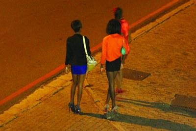 Des prostituées dans la rue (archive)