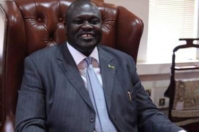 Dr Riek Machar