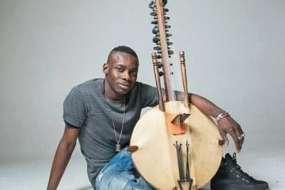 Sidiki Diabaté, artiste malien