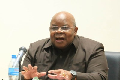 Ex-président Benjamin Mkapa.