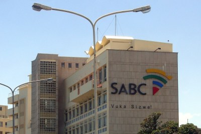 SABC offices in Sea Point, Cape Town (file photo).