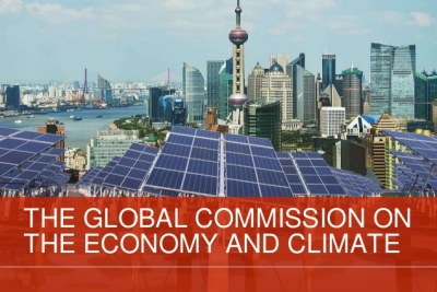 Mr. Lopes will, as a commissioner, take forward the work of the New Climate Economy (NCE), which is the GCEC's flagship project to help economic decision-makers seize available opportunities to achieve growth and climate objectives together.