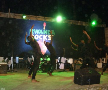 Creativity at Rwanda Rocks Music Show