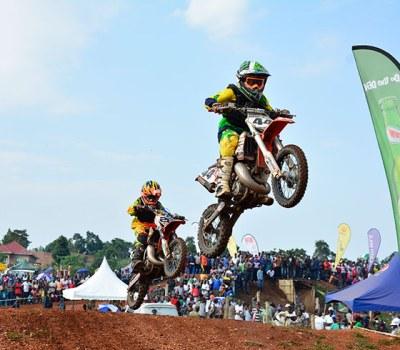 Uganda Siblings Taking Motocross by Storm