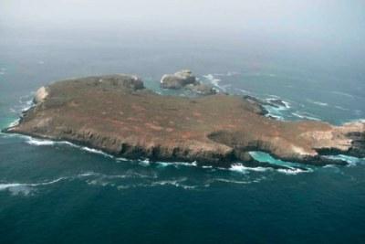 Parc national des îles de la Madeleine de Dakar