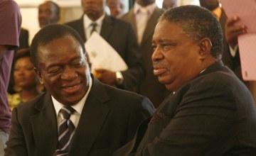 Former Zimbabwe VP Mphoko Flees Anti-Corruption Probe
