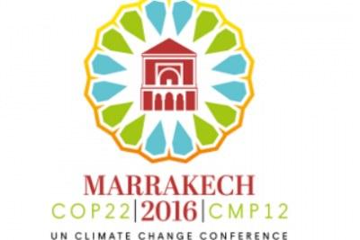 « L'Afrique fait partiede la solution pour la mise en œuvre de l'Accord de Paris qui commence avec la COP 22 au Maroc ; les quatre priorités de l'Afrique étant l'adaptation, l'atténuation, le financement et le renforcement du processus de négociation », a indiqué Mme Yacine Fal, Représentante résidente de la BAD au Maroc.