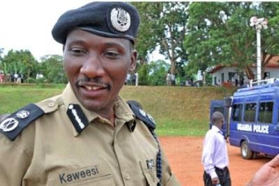 The late Andrew Kaweesi (file photo).