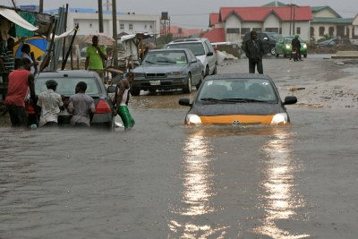 Floods wreak havoc in Edo.