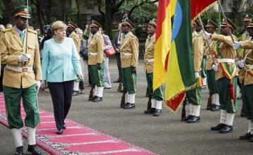 L'Allemagne promet d'investir un milliard d'euros en Afrique