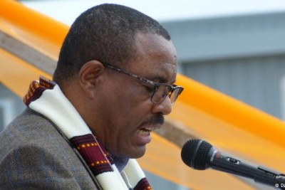 Prime Minister Hailemariam Desalegn.