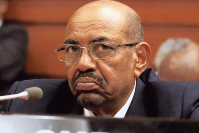 Omar-al-Bashir of Sudan.