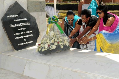 Rwandans are today marking Heroes' Day with celebrations taking place at the village level.