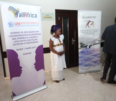 Allafrica Women's Day à Bamako !!!