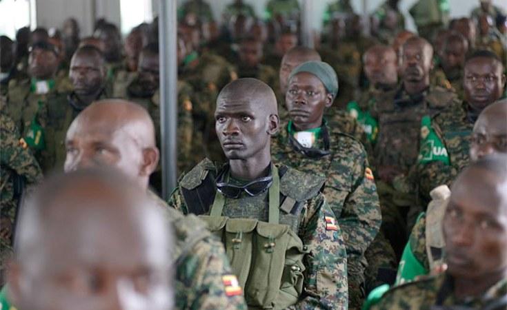 Uganda: UPDF Officers Set for Huge Pay Rise - allAfrica com