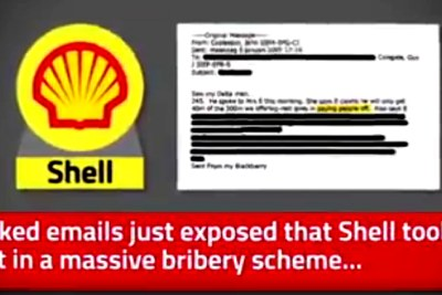 For years, Shell had strenuously denied that it knew anything about the involvement of convicted money launderer and former Nigerian oil minister Dan Etete in its purchase of the rights to one of Nigeria's biggest oil fields.
