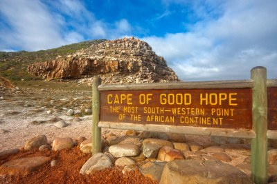 Cape of Good Hope in South Africa (file photo).