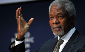 More Tributes for Africa's Son Kofi Annan
