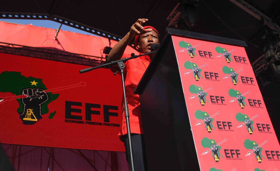 South Africa: High Walls Won't Save the People of Sandton From Alex Revolt - Malema