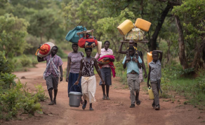 New Violence Sends Thousands of South Sudanese Fleeing