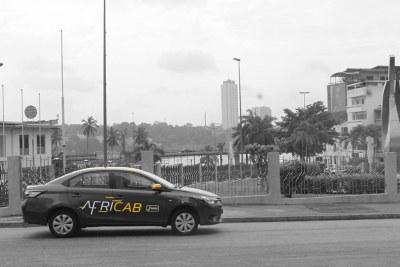 Service Africab à Abidjan, Côte d'Ivoire