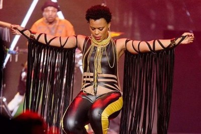 Zodwa Wabantu.(file photo).