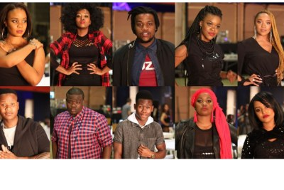 Meet the Idols SA top 10.