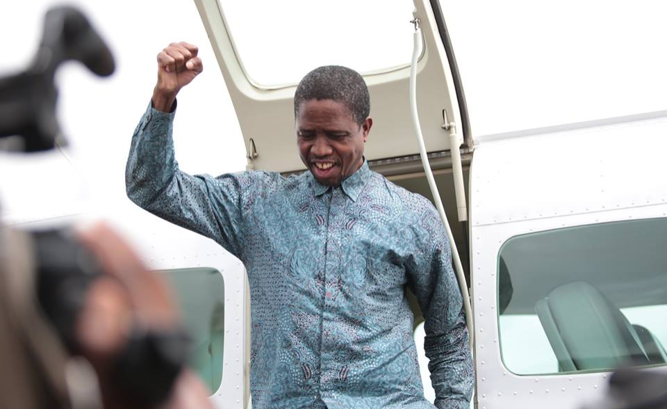 Zambia: Everyone Has Right to Vie for Ruling Party Presidency - Lungu