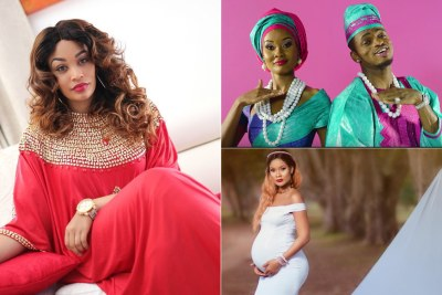Zari distances herself from Diamond's claims on the love affair with Hamisa.