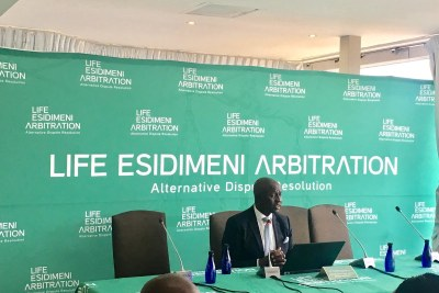 Former Deputy Chief Justice Dikgang Moseneke will lead the Alternative Dispute Resolution Process for Life Esidimeni.