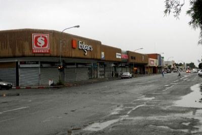 The main street in Lichtenburg (file photo).