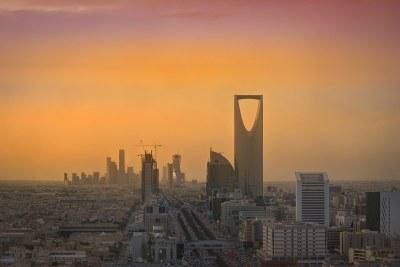 Riyad, capitale de  Arabie Saudite.