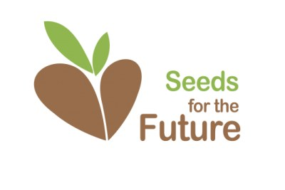 Logo « Seeds for the future »
