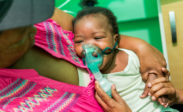 Call to Step Up Fight Against Pneumonia in Africa